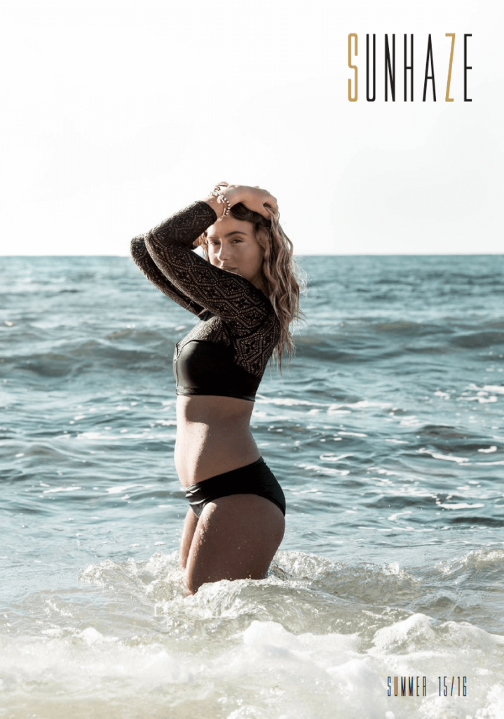 SunHaze Swimwear Summer Collection 2015 2016